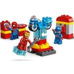 Купити Лего 10921 Лабораторія супергероїв Дупло.