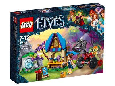 Купить Лего Эльфы 41182 Похищение Софи Джонс LEGO, Elves в Киеве,