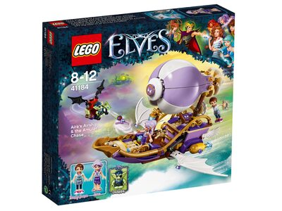 Купить Лего Эльфы 41184 Погоня за амулетом, LEGO Elves.
