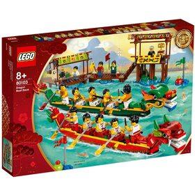 Гонка на човнах-драконах