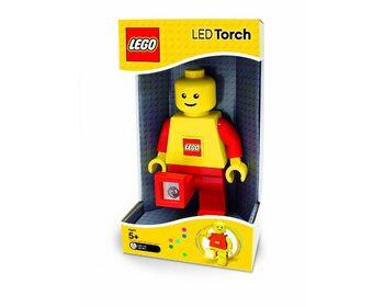 Фонарик в виде фигурки LEGO
