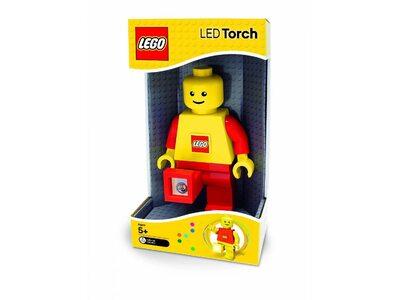 Купить Лего LGL-TO1 Фонарик в виде фигурки LEGO.
