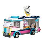 Лего 41056 Новостной фургон Хартлейк серии Френдс.
