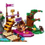 Купить Лего 41121 Спортивный лагерь: Сплав по реке, серии Френдс.