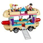 Купити Лего 41129 Парк розваг: Фургон з хот-догами, LEGO Friends.
