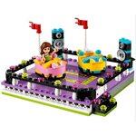 Купить Лего 41133 Парк развлечений: Автодром, Friends.