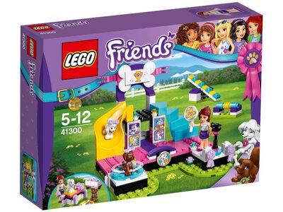 Купить Лего 41300 Выставка щенков: Чемпионат LEGO Friends.