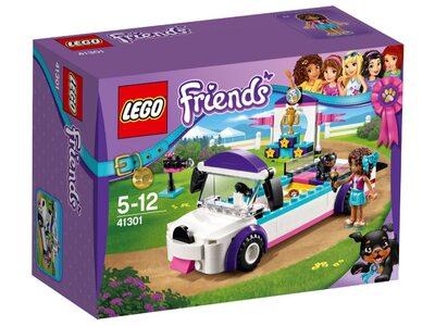 Купить Лего 41301 Выставка щенков: Награждение LEGO Friends.