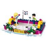 Купить Лего 41322 Горнолыжный курорт: Каток, LEGO Friends.
