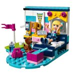 Купить Лего 41328 Спальня Стефани, playzone.com.ua – только официальное LEGO Friends.