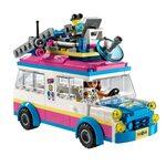 Купить Лего 41333 Передвижная научная лаборатория Оливии, LEGO Friends.