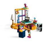 Купить Лего 41341 Комната Андреа, LEGO Friends.