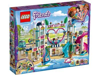 Купить Лего 41347 Курорт Хартлейк-Сити, LEGO Friends.