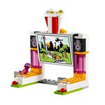 Купить Лего 41349 Передвижной ресторан, LEGO Friends.