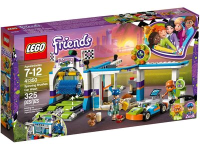 Купить Лего 41350 Автомойка, LEGO Friends.