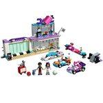 Купить Лего 41351 Мастерская по тюнингу автомобилей, LEGO Friends.
