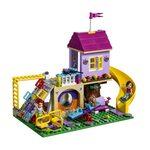 Купить Лего 41325 Игровая площадка Хартлейк Сити, Friends.