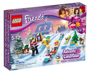 LEGO Friends Новогодний календарь 2018