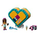 Купить Лего 41354 Шкатулка-сердечко Андреа серии Френдс.