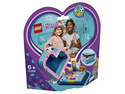 Купить Лего 41356 Шкатулка-сердечко Стефани серии Френдс.