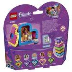 Купить Лего 41357 Шкатулка-сердечко Оливии серии Френдс.