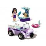 Купить Лего 41360 Передвижная ветклиника Эммы серии Френдс.