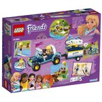 Купить Лего 41364 Багги с прицепом Стефани серии Френдс.