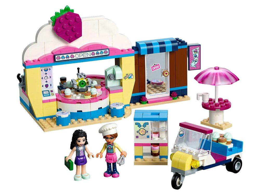 Лего френдс кондитерская оливии