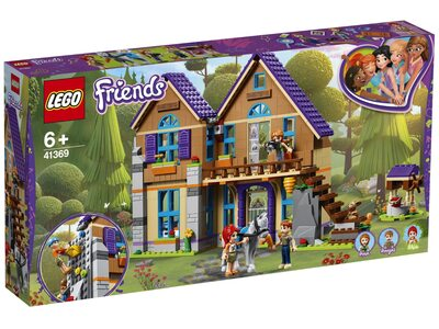 Купить Лего 41369 Дом Мии серии Френдс.