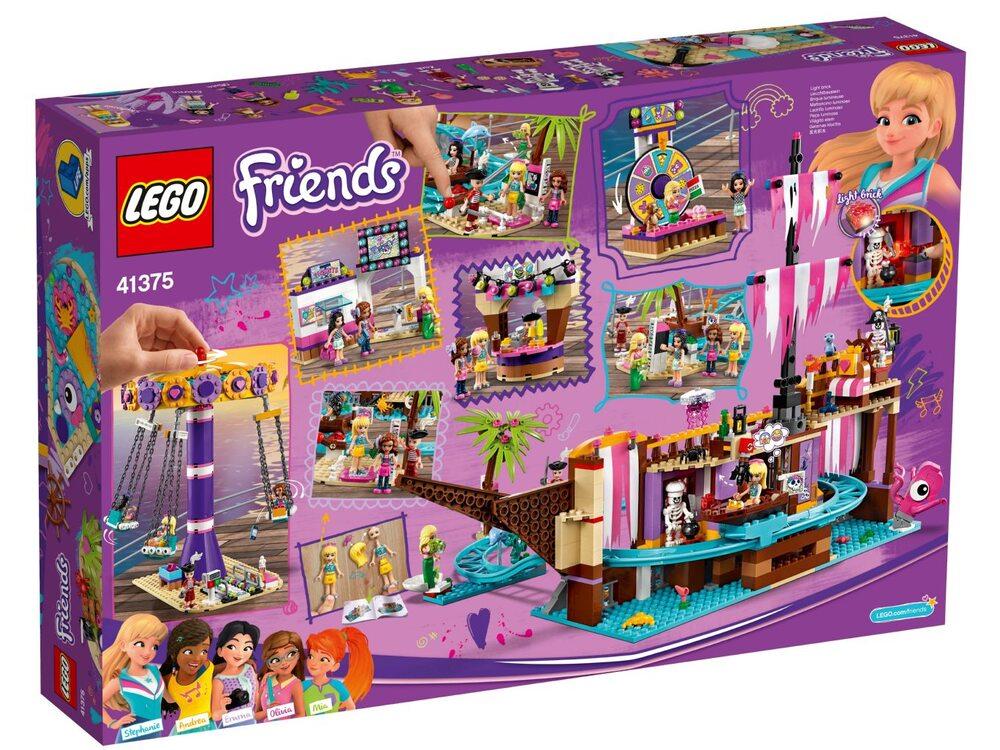 Лего френдс парк развлечений на набережной