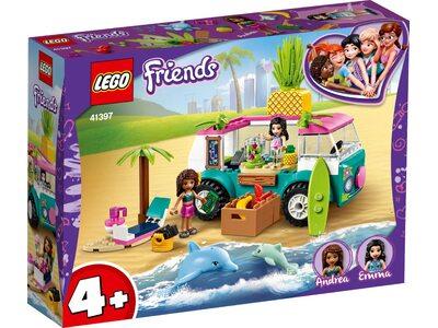Купити Лего 41397 Фургон-бар для приготування соку Френдс.