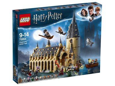Купить Лего 75954 Большой зал Хогвартса, Harry Potter.