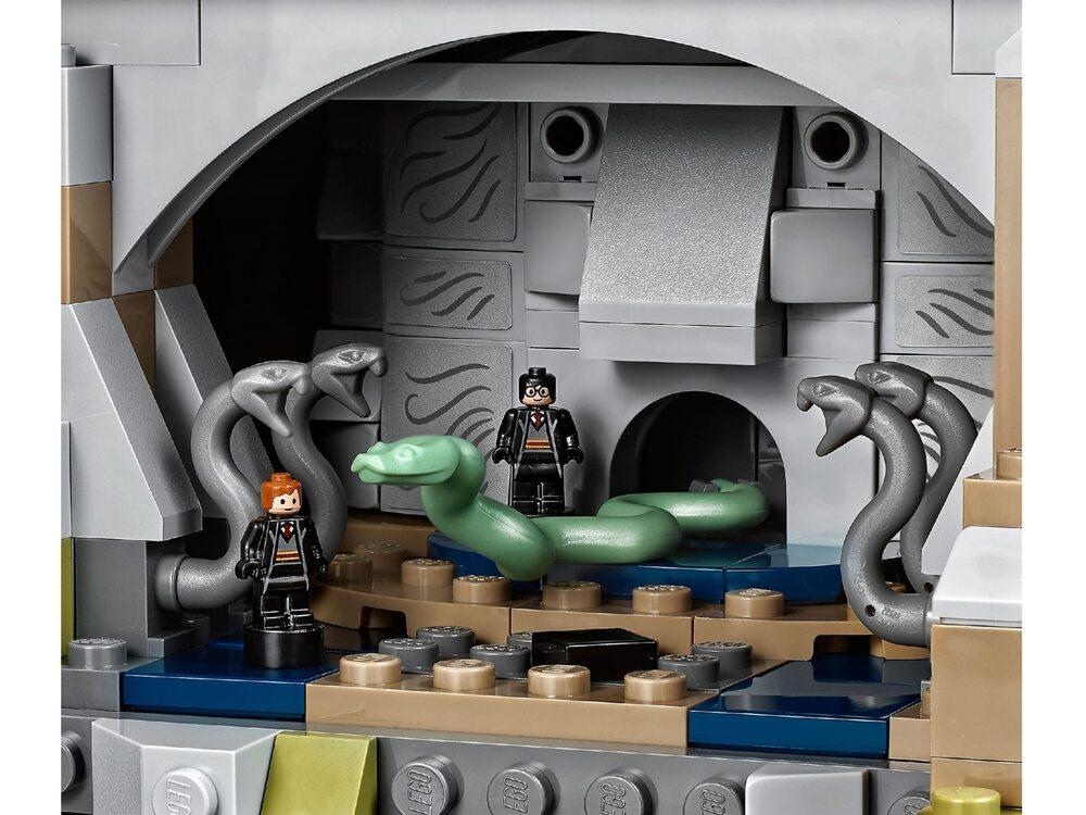 Замок хогвартс лего купить
