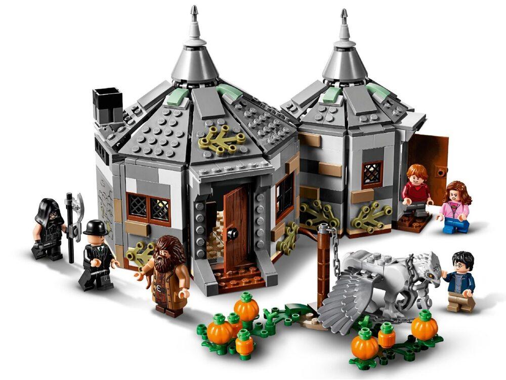 LEGO Harry Potter 75947 Хижина Хагрида: спасение Клювокрыла ...