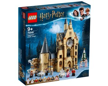 Часовая башня Хогвартса