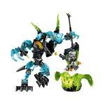 Купить Лего 44026 Кристальный монстр против Балка Хироу Фактори.