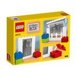 Купить Лего 40173 Фоторамка из кубиков серии Iconic.