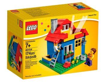 Карандашница Дом LEGO Iconic