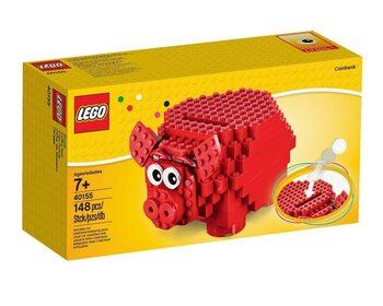 Свинка-копилка LEGO Iconic