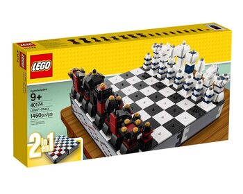 Шахматы LEGO Iconic