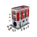 Купить Лего 75827 Штаб-квартира Охотников за привидениями серии Ghostbusters.