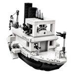 Купить Лего 21317 Пароход Вилли серии Идеи.