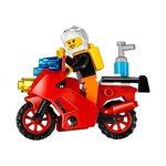Купить Лего 10740 Чемоданчик Пожарная команда серии Juniors.