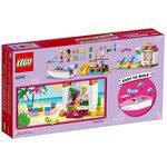 Купить Лего Джуниорс 10747 День на пляже с Андреа и Стефани.