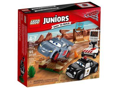 Купить Лего 10742 Тренировочный заезд, LEGO Juniors.