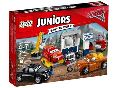 Купить Лего Джуниорс 10743 Гараж Смоки, LEGO Juniors