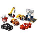 Купить Лего Джуниорс 10743 Гараж Смоки, Тачки-3.