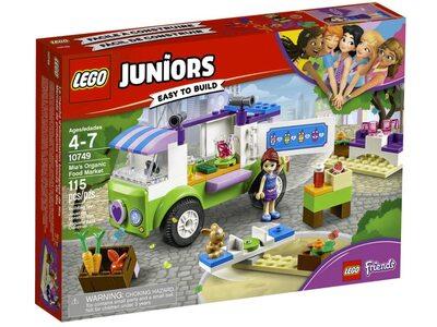 Купить Лего 10749 Рынок органических продуктов, LEGO Juniors.