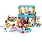 Купить Лего 10763 Домик Стефани у озера, LEGO Juniors.