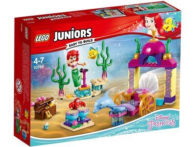 Купить Лего 10765 Подводный концерт Ариэль, LEGO Juniors.